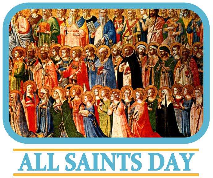 All saints day activities parish news emmanuel episcopal church all saints day activities m4hsunfo